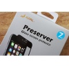 Szkło Hartowane na LCD JCPAL Glass screen protector Apple iPhone 7 Czarne